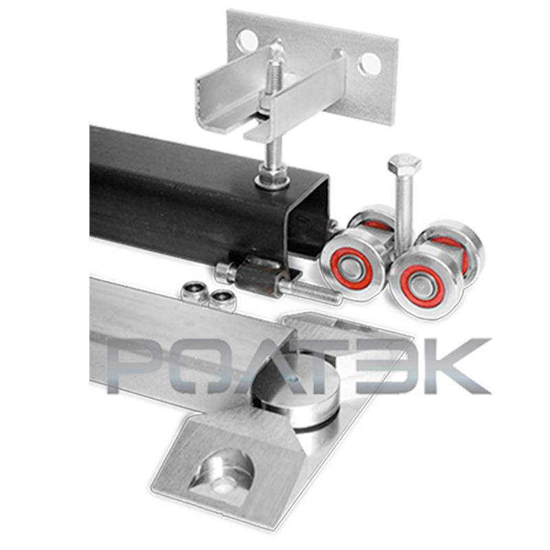 Комплект для автоматических откатных ворот мытищи рама на сдвижные ворота